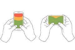 携帯動画は縦向きが主流に?スナップチャットでは9倍の視聴率