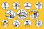 自由な表現が魅力!アニメーション動画の表現手法 3選