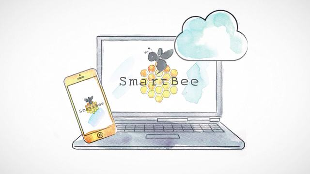サービス紹介動画「SmartBee(スマートビー)」