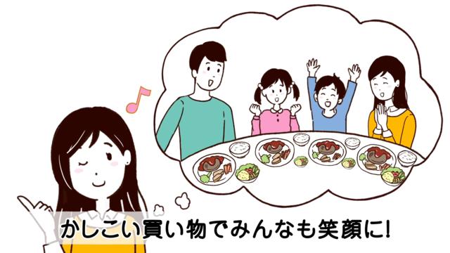SNS広告用動画 チラシアプリ「トクバイ」