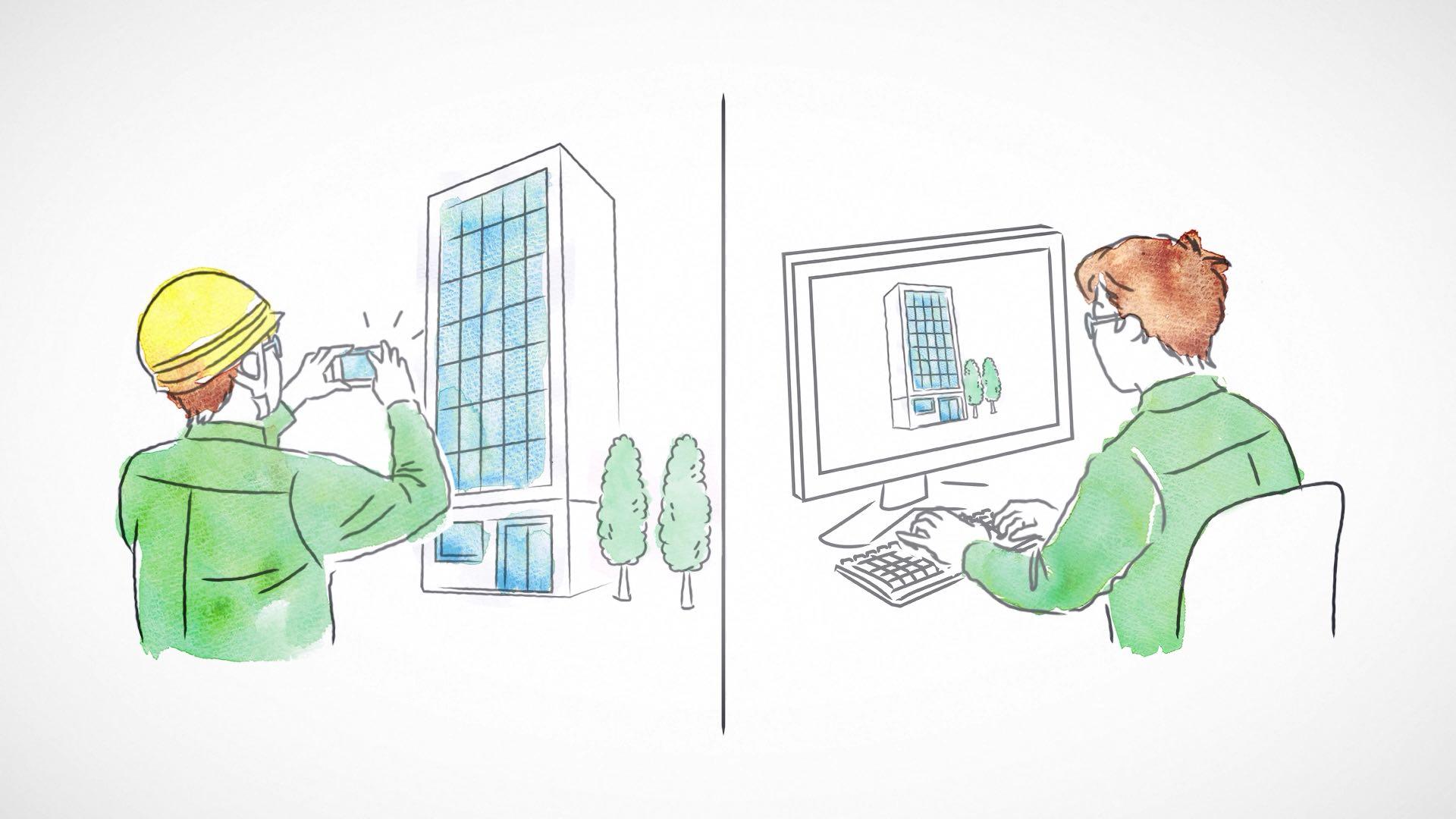 現場業務と管理業務