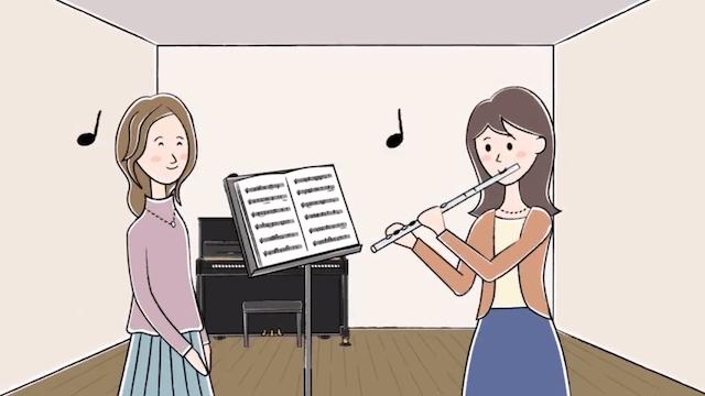 小林音楽教室の生徒
